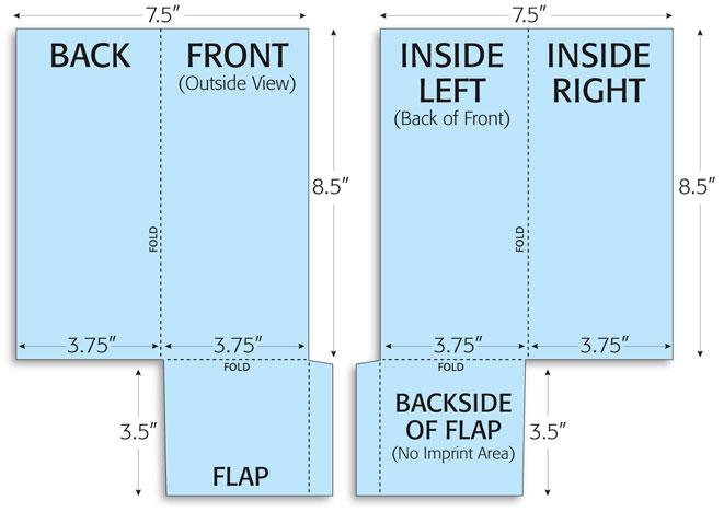 gnf pocket brochure folding print layouts. Black Bedroom Furniture Sets. Home Design Ideas